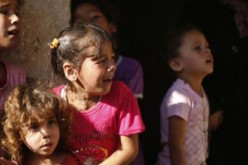 Palestinian Children in Urgent Need of Psych-social First Aid