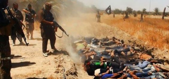 Syria: Daesh (EI) has executed nearly 2,000 people in 6 months