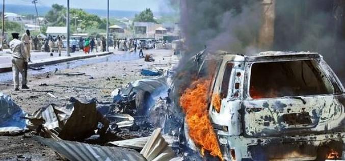 Deaths in al-Shabab attack on AU Somali base