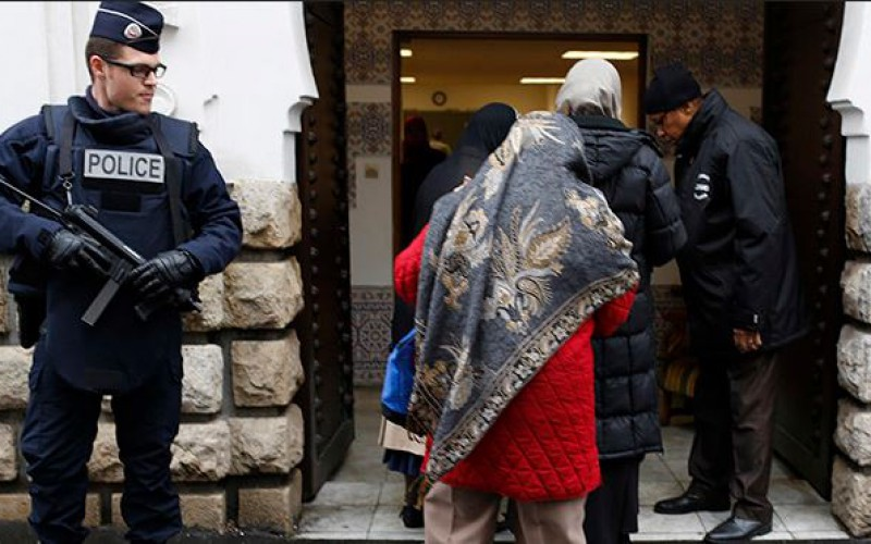 More than 50 anti-Muslim incidents since French attacks