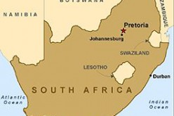 Five injured in South Africa mall shooting