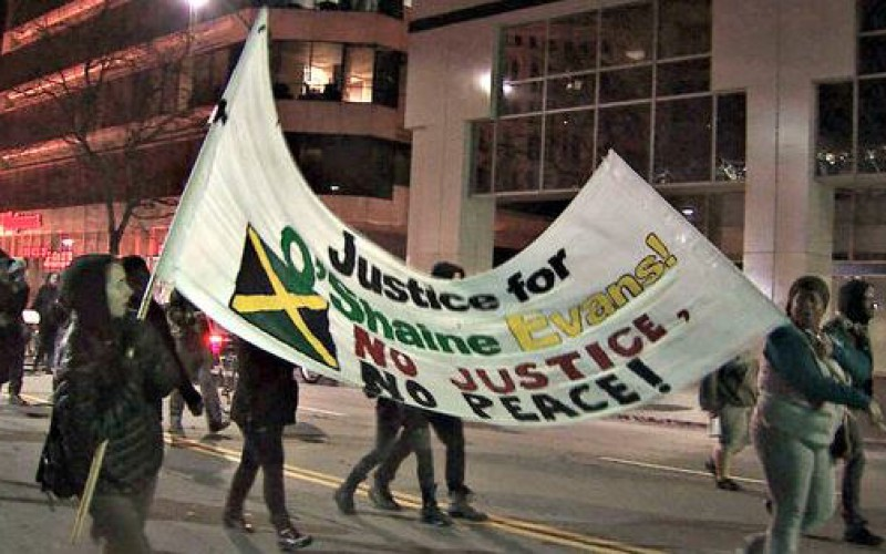 """""""Police Brutality"""" Protests Planned in SF, Oakland Amid New Year's Eve Celebrations"""