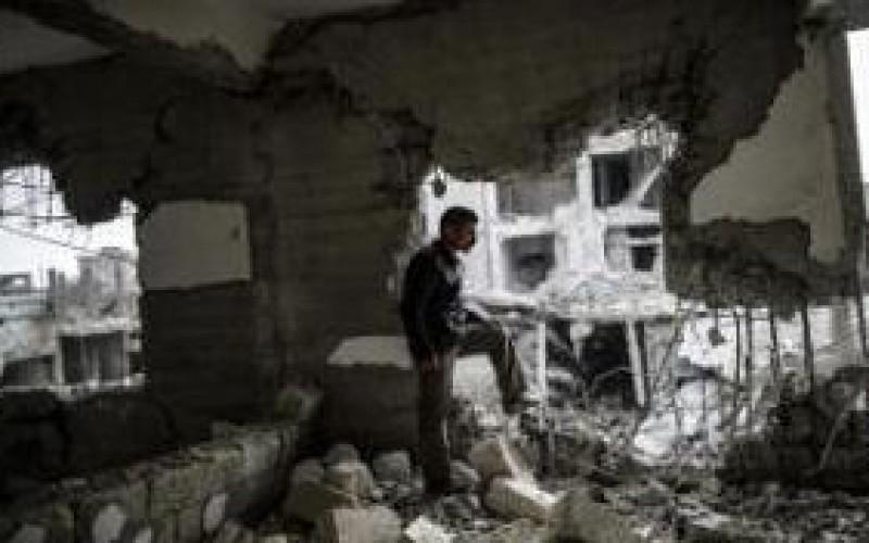 After Kobane's capture, refugees return blocked