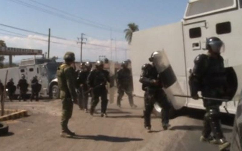 New gang on the rise in troubled Mexico — Los Viagras