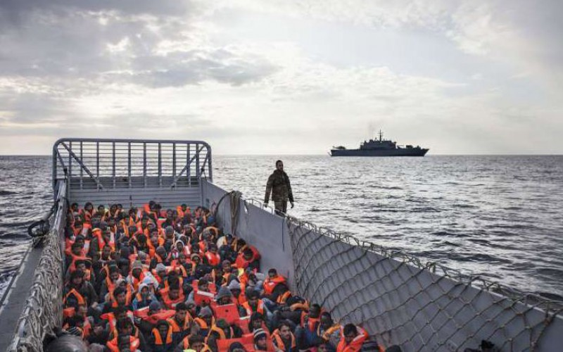 Latest incidents show need for European action to protect migrants at sea – UN official