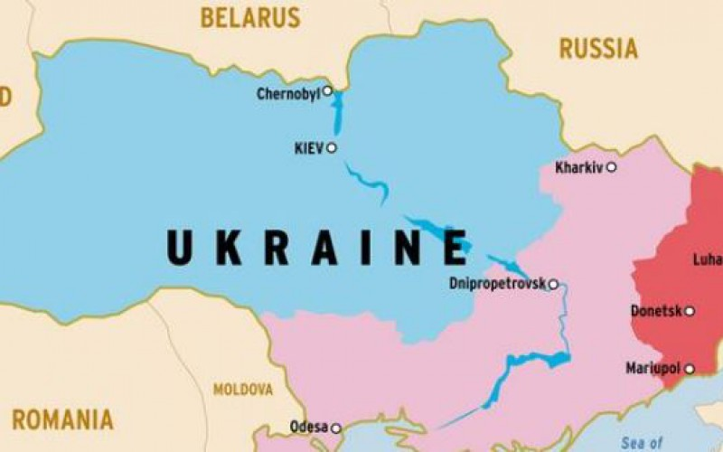 Six killed in clashes in eastern Ukraine