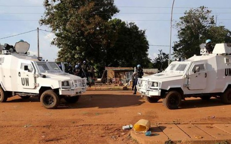 UN employee 'kidnapped' in capital of Central African Republic