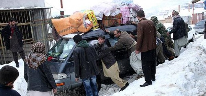 Death toll from Afghanistan avalanches exceeds 200