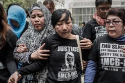 Hong Kong woman guilty in Indonesian maid abuse case
