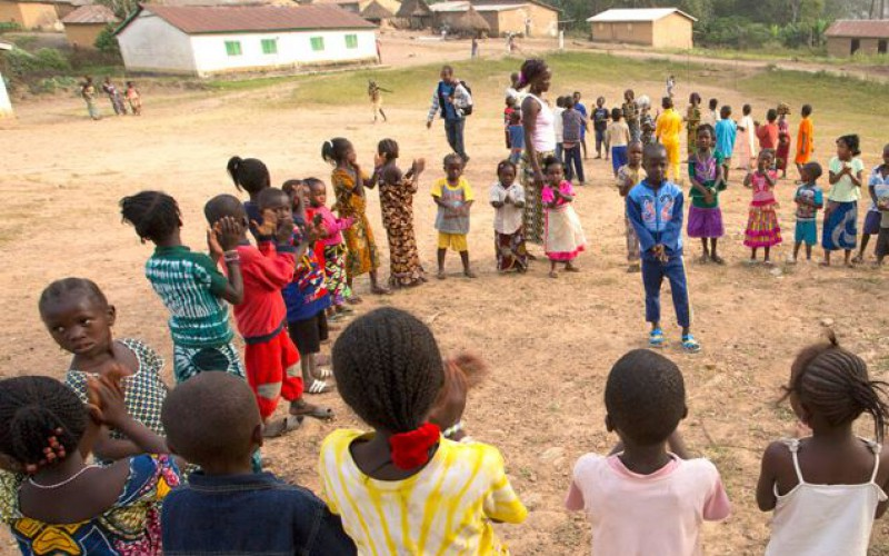 West African communities receiving Ebola's orphans with open arms, UN agency reports