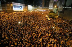 Thousands of Hong Kongers march for democracy