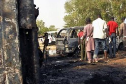 Terror attack kills 4 in Nigeria's north