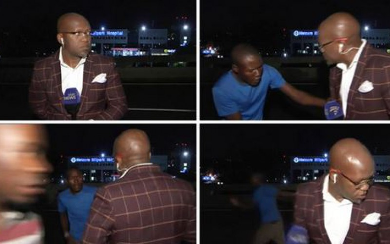 South Africa crime in focus after television reporter mugged on camera