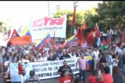 Argentineans rally to slam US anti-Venezuela policy