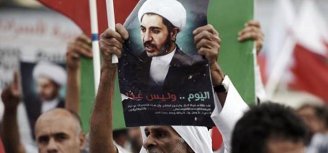 Bahrainis hold mass rallies over Salman detention
