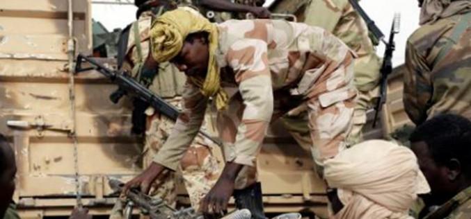 Boko Haram using civilians as human shields