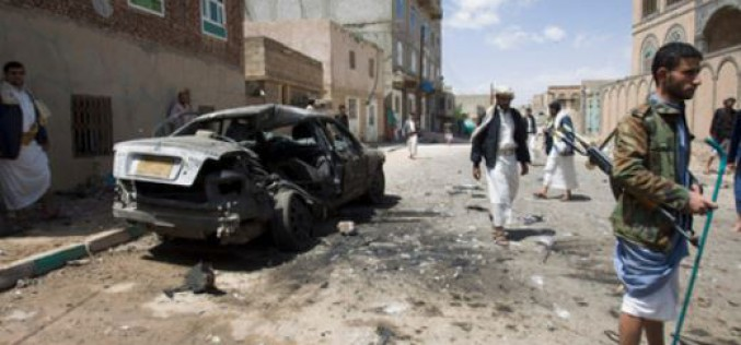 Yemen:142 dead in mosque bombings claimed by IS