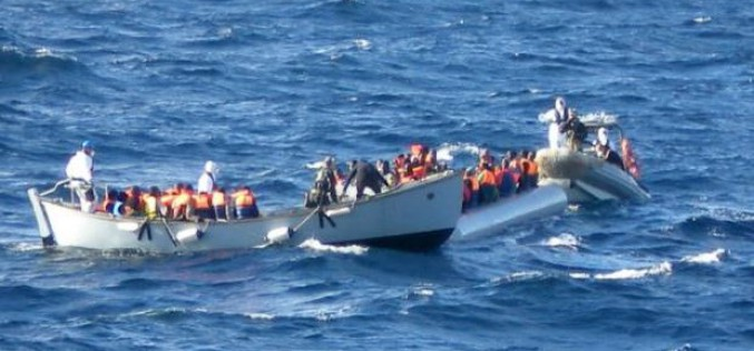 At least 10 dead as migrant boat capsizes off Sicily
