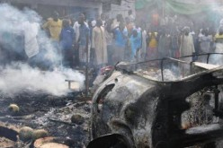 47 dead in three bombings blamed on Boko Haram in Nigeria