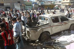 Bomb attacks claim 12 lives around Iraqi capital