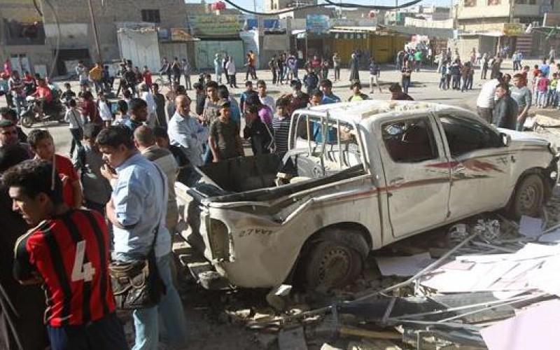 Bomb attacks claim 12 lives around Iraqi capital