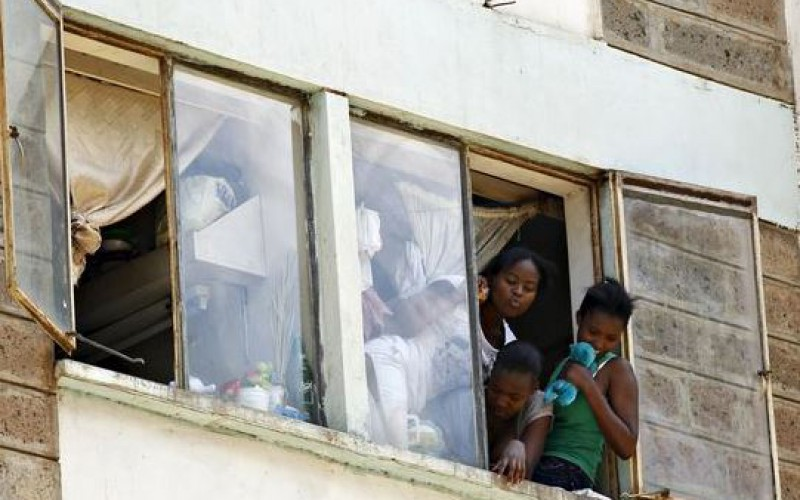 One killed, 150 hurt in Kenya stampede after power cable blast
