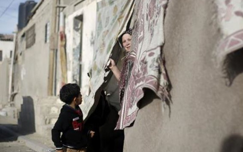 """""""Gazans' lives at risk if Israel siege continues"""""""