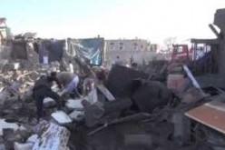 Saudi airstrikes hit two markets in northern Yemen