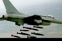 Pakistani army air raids kill over 40 militants