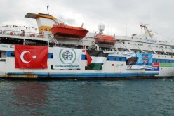 Humanitarian ship sailing to Israeli-blockaded Gaza