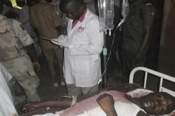 Gunman opens fire outside Nigerian school injuring 12