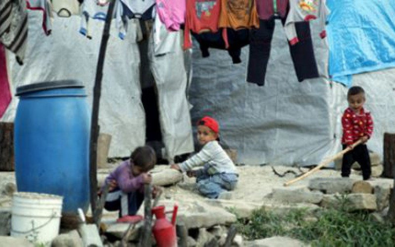 Record number internally displaced by conflict – report