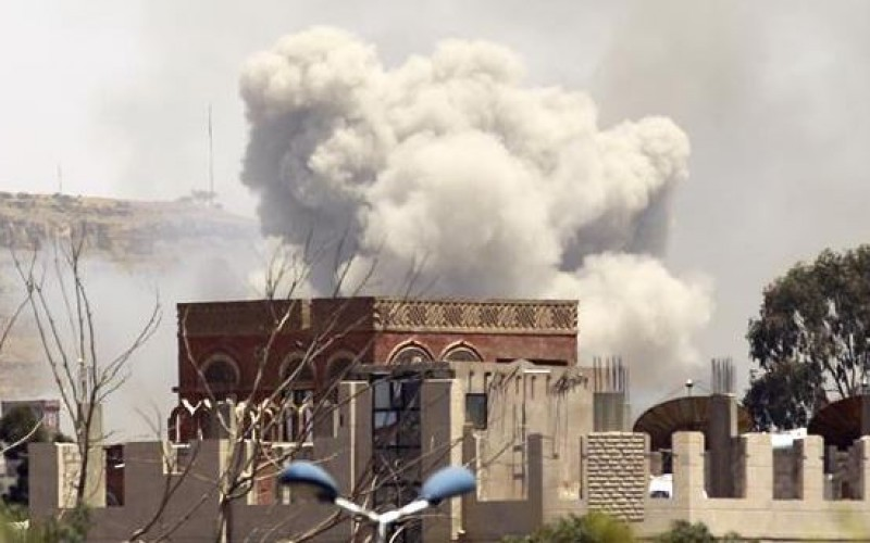 Saudi airstrike in Yemen capital claims 8 lives