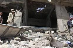 Fresh Saudi air raids leave 14 people dead in Yemen