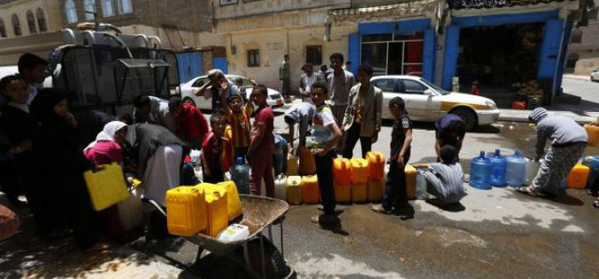 War leaves 16 million Yemenis without clean water: Oxfam