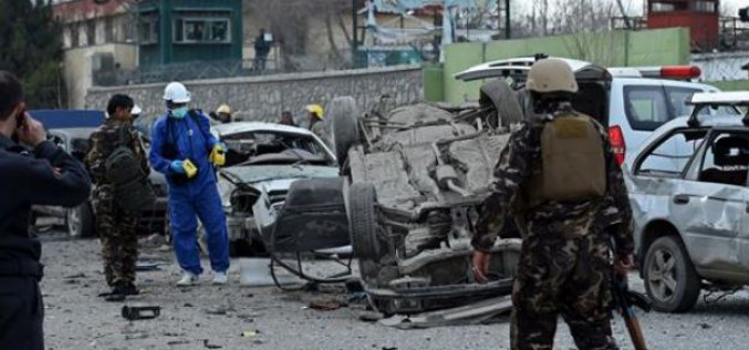 Afghanistan hit by wave of bomb attacks