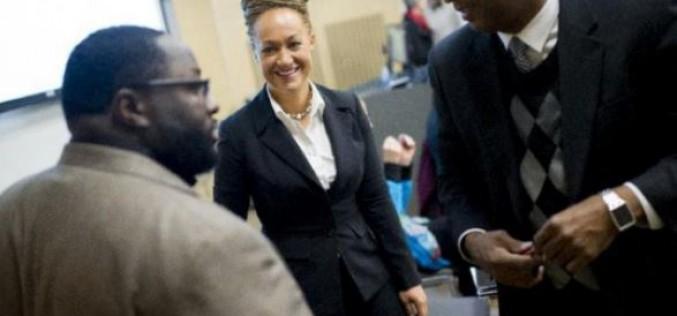 Civil rights activist Rachel Dolezal pretending to be black, parents say