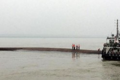 Six dead, hundreds still missing after ship sank in central China