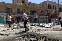 Iraq: bomb attacks near Iraqi capital kill 5, injures 12