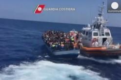 Coastguards rescue 3,700 Mediterranean migrants in two days