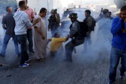 Palestinian killed by Israeli jeep in West Bank