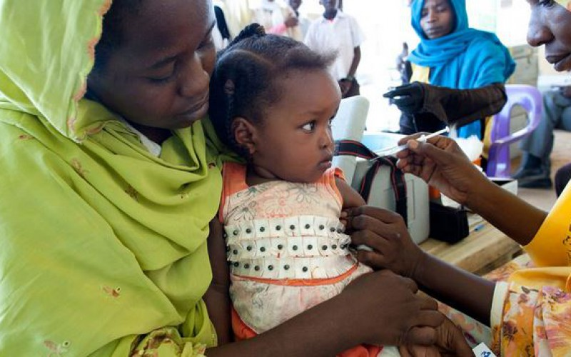 UN agencies and partners warn of 'acute shortage' of meningitis vaccines