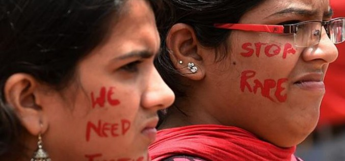 India village elders order sisters gang-raped and paraded around naked