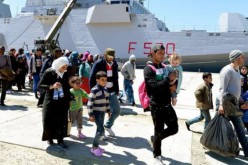 40 migrants drown in Mediterranean: Italian navy