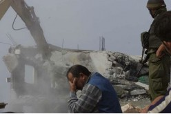 Israelis demolish 15 Palestinian homes in West Bank's Ramallah