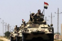 Egyptian forces accidently kill 12 civilians