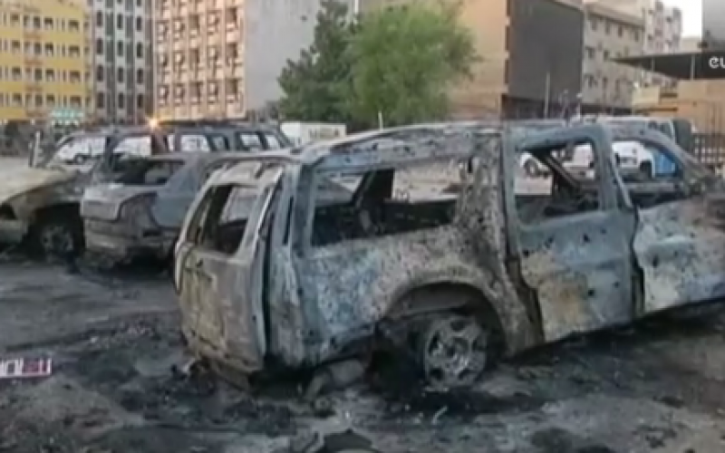 Iraq: 7 killed in car bombing at commercial district of Baghdad