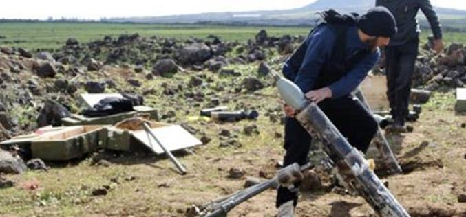 Syria: Militant mortar attacks kill twelve Syrians, injure nearly three dozen