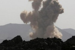 The bombing of Saudi Arabia in Yemen makes 54 dead