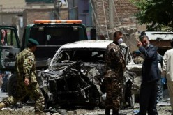 Afghanistan: Taliban suicide car bomb attack targets NATO troops